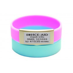 Infant/Toddler Slim Silicone Band